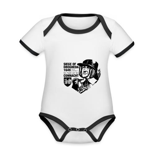 Legend_-_Drogheda1 - Organic Baby Contrasting Bodysuit