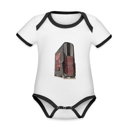 ULTIMATE GAMING PC DESIGN - Organic Baby Contrasting Bodysuit