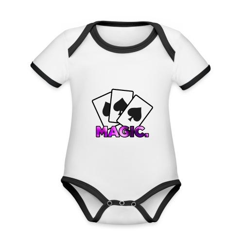 Magic! - Organic Baby Contrasting Bodysuit