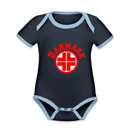 Denmark - Organic Baby Contrasting Bodysuit