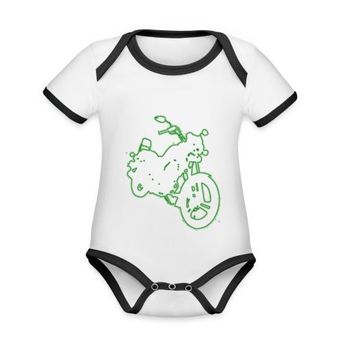 snm daelim vs 4 png - Baby Bio-Kurzarm-Kontrastbody