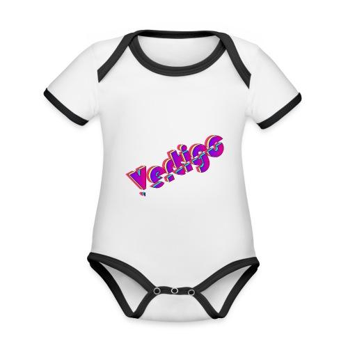 Vertigo - Body contraste para bebé de tejido orgánico