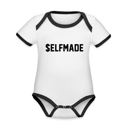 $ELFMADE - Organic Baby Contrasting Bodysuit