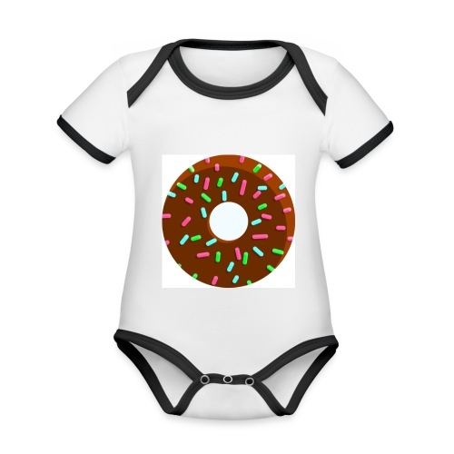 unnamed - Organic Baby Contrasting Bodysuit