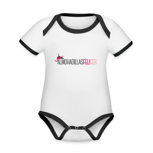 paf_transparente-png - Body contraste para bebé de tejido orgánico