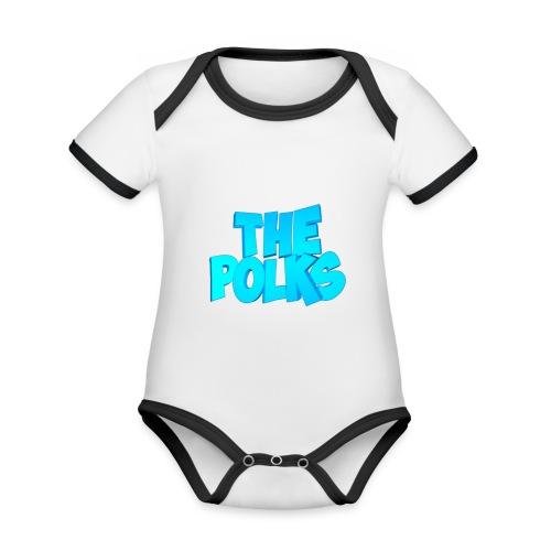 THEPolks - Body contraste para bebé de tejido orgánico