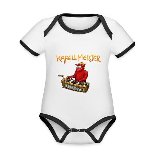 Kapellmeister - Organic Baby Contrasting Bodysuit
