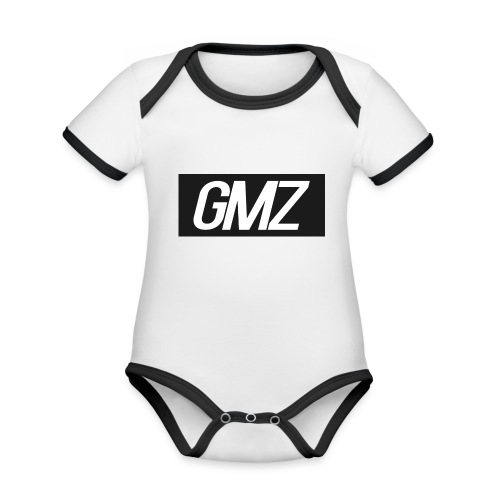 Untitled 3 - Organic Baby Contrasting Bodysuit