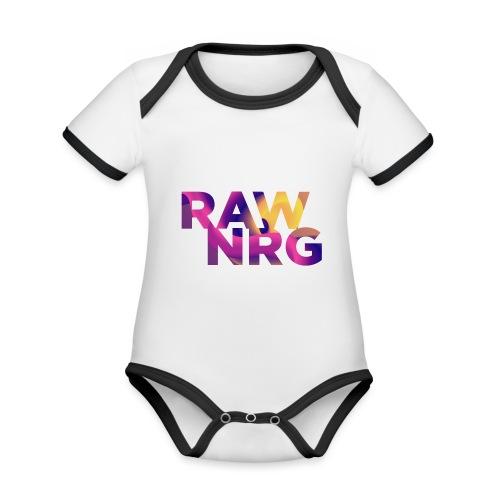 Artboard 1 copy 4x - Organic Baby Contrasting Bodysuit