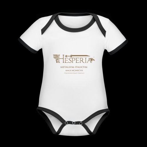 LOGO boccale png - Organic Baby Contrasting Bodysuit