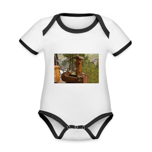 19.12.17 - Baby Bio-Kurzarm-Kontrastbody