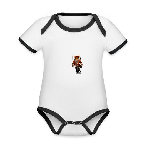Alexhill2233 Minecraft - Organic Baby Contrasting Bodysuit