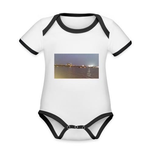 Friends 2 - Organic Baby Contrasting Bodysuit