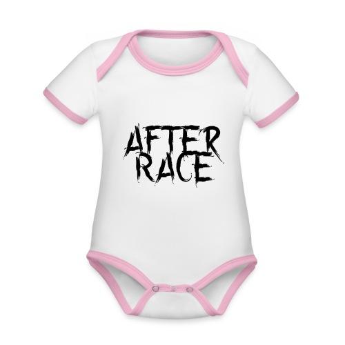 After Race - Baby Bio-Kurzarm-Kontrastbody