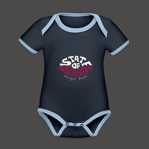 S.O.E. - Organic Baby Contrasting Bodysuit