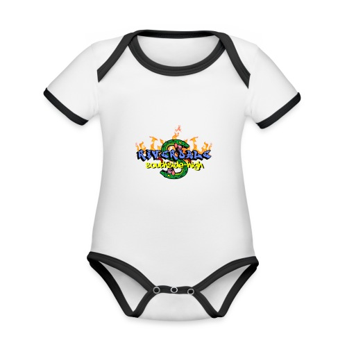 Riverdale Southside High - Baby Bio-Kurzarm-Kontrastbody