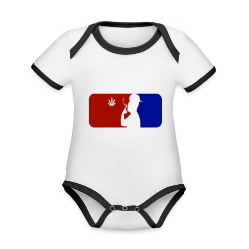 Pass That Dutch RWB - Organic Baby Contrasting Bodysuit