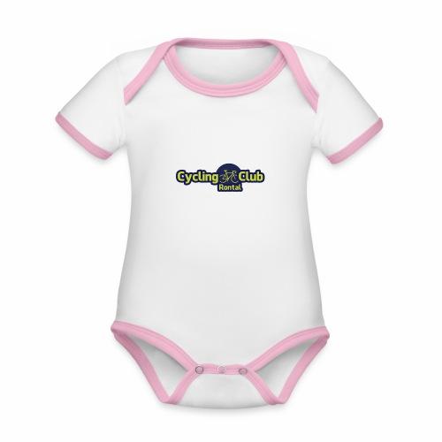 Cycling Club Rontal - Baby Bio-Kurzarm-Kontrastbody