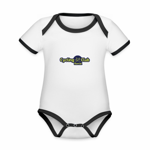Cycling Club Rontal - Baby Bio-Kurzarm-Kontrastbody