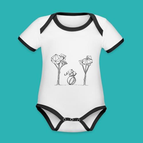 Rotolare_o_capitombolare-01-png - Body da neonato a manica corta, ecologico e in contrasto cromatico