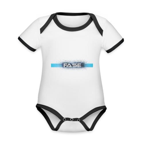 FASE - Organic Baby Contrasting Bodysuit
