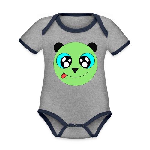 Weboy - Organic Baby Contrasting Bodysuit