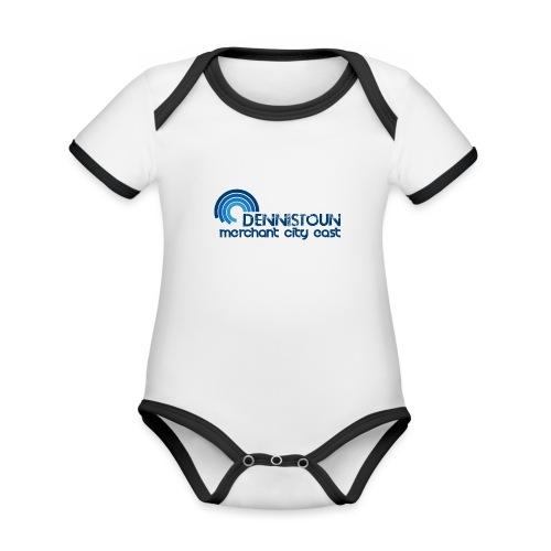 Dennistoun MCE - Organic Baby Contrasting Bodysuit