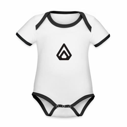 ASTACK - Organic Baby Contrasting Bodysuit