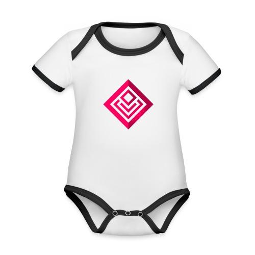 Cabal - Organic Baby Contrasting Bodysuit