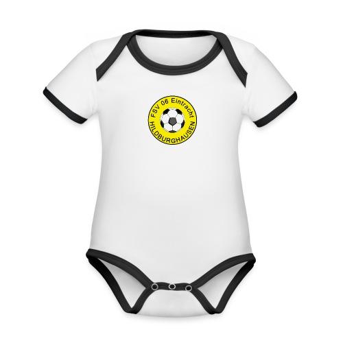 Hildburghausen FSV 06 Club Tradition - Baby Bio-Kurzarm-Kontrastbody
