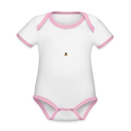 Abc merch - Organic Baby Contrasting Bodysuit