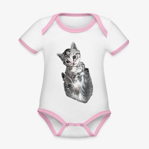 Lascar - Organic Baby Contrasting Bodysuit