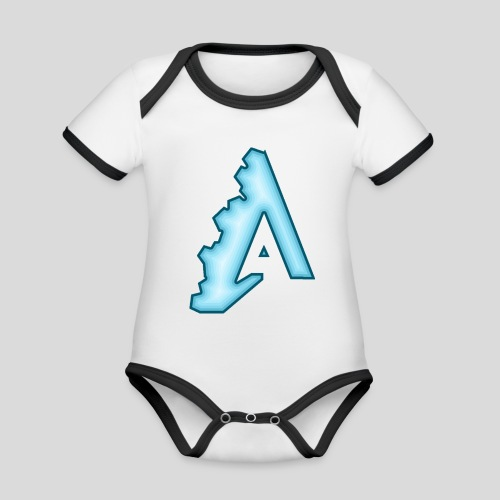 AttiS - Organic Baby Contrasting Bodysuit