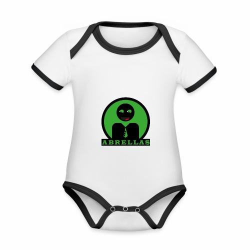 Abrellas - Organic Baby Contrasting Bodysuit