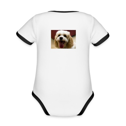 Suki Merch - Organic Baby Contrasting Bodysuit