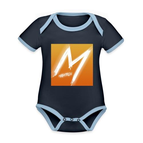 MegaTaza - Organic Baby Contrasting Bodysuit