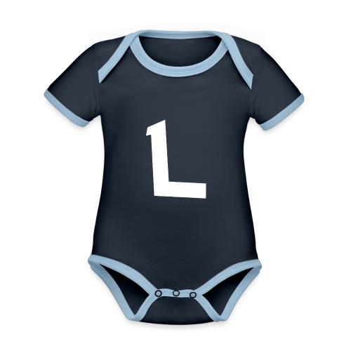 IMG 4304 - Organic Baby Contrasting Bodysuit