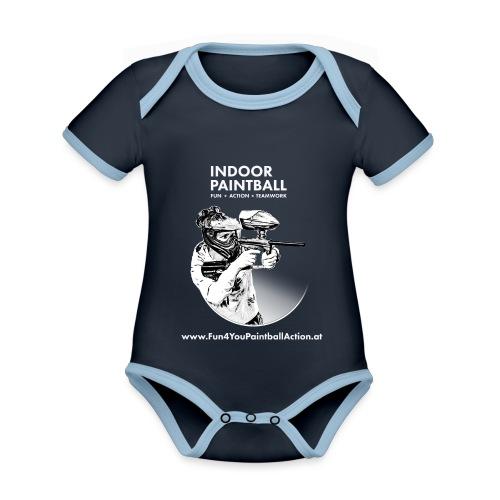 F4Y19 10 T Shirts light - Baby Bio-Kurzarm-Kontrastbody