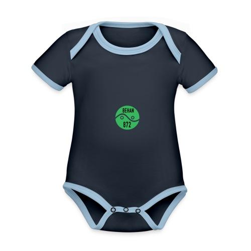 1511988445361 - Organic Baby Contrasting Bodysuit