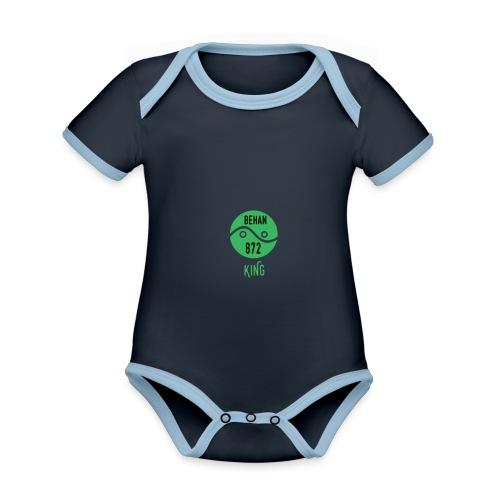 1511989094746 - Organic Baby Contrasting Bodysuit