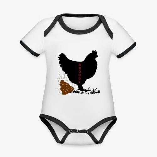 B3E8EA45 B4C8 4EE4 BFA8 A44D7C7A88E7 - Organic Baby Contrasting Bodysuit