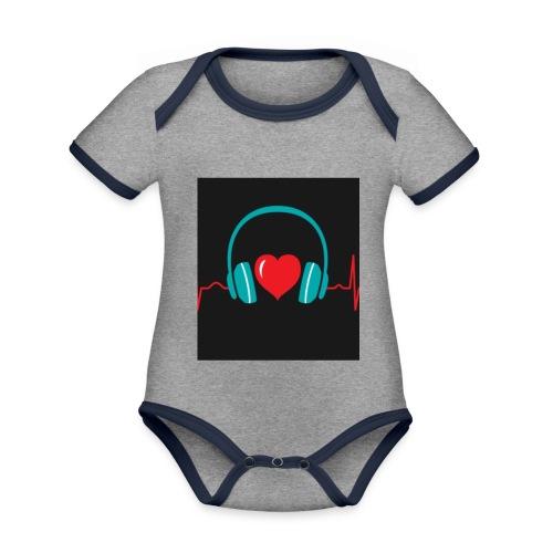 Victoria Sowinska - Organic Baby Contrasting Bodysuit