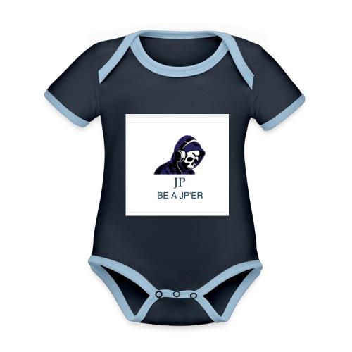 New merch - Organic Baby Contrasting Bodysuit