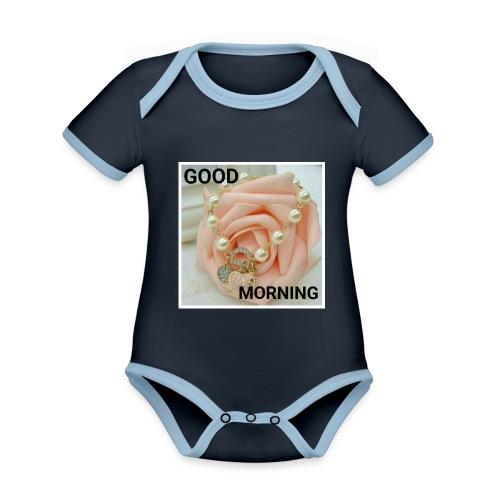 IMG 20180310 WA0014 - Organic Baby Contrasting Bodysuit