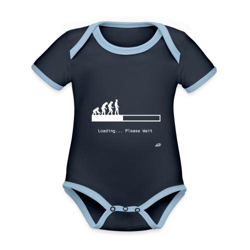 Loading... - Organic Baby Contrasting Bodysuit