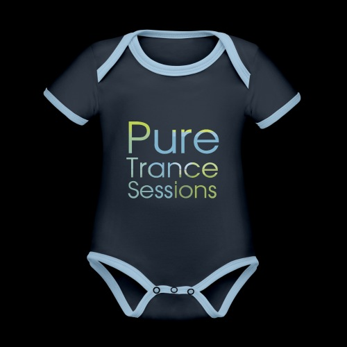 PureTrance100 transparantGROOT kopie png - Organic Baby Contrasting Bodysuit