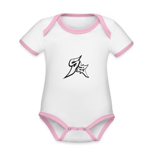 Sanddez - Body contraste para bebé de tejido orgánico