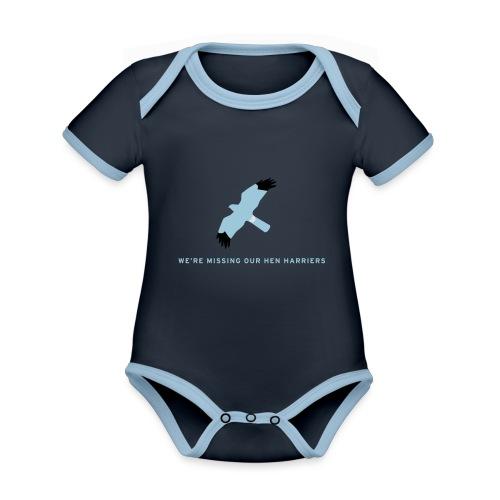 BAWC Hen Harrier Day Men's T-Shirt - Organic Baby Contrasting Bodysuit