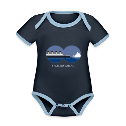 Spoilers ahead. - Baby Bio-Kurzarm-Kontrastbody