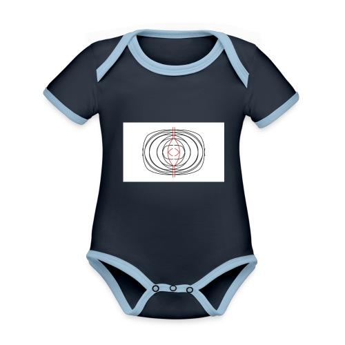 Project Capture 9 - Body contraste para bebé de tejido orgánico